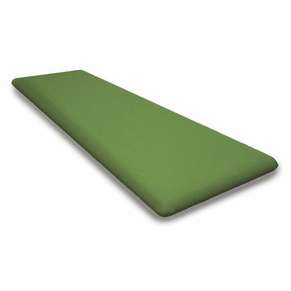 Indoor/Outdoor Sunbrella Bench Cushion by POLYWOOD®