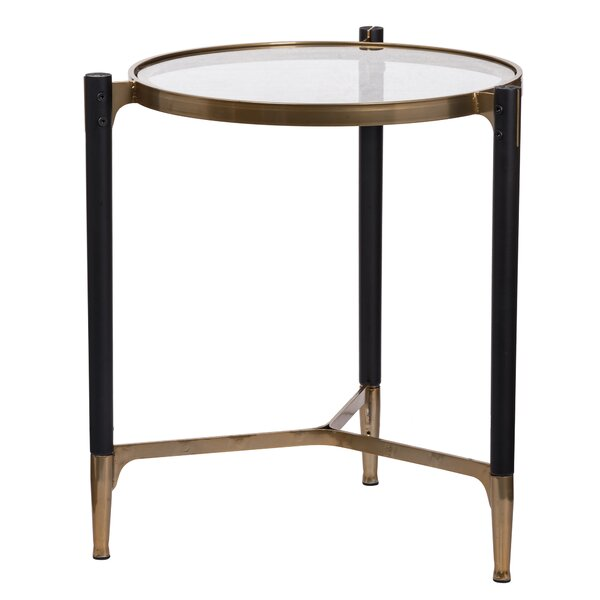 Grenz Occational End Table by Ivy Bronx