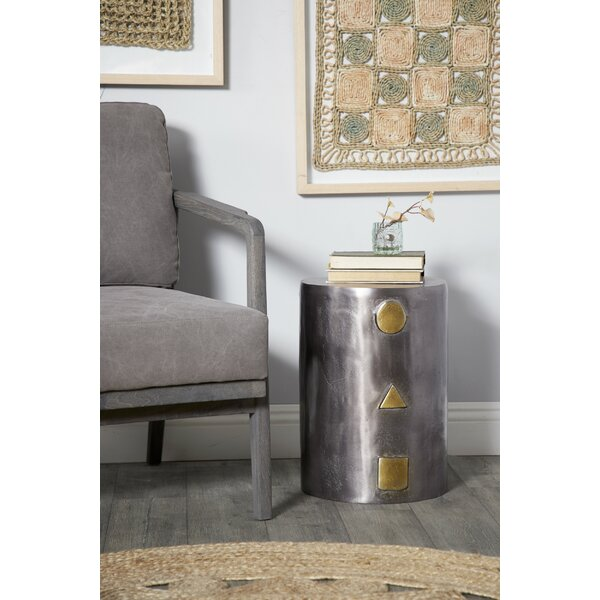 Swanigan End Table by Ivy Bronx