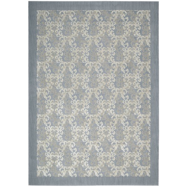Hinsdale Sky Blue Area Rug by Barclay Butera Lifestyle