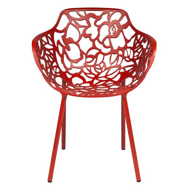 Rabia Patio Dining Chair by Brayden Studio Brayden Studio