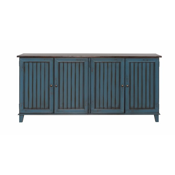 Kiley 72.3 W x 33.6 H Cabinet by August Grove