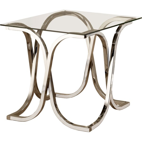 Greenbush End Table by Wildon Home ®