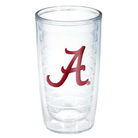 Collegiate Alabama Script A Plastic Every Day Glass by Tervis Tumbler