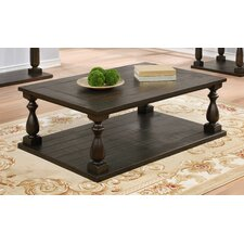 New Hampshire Cappuccino Coffee Table by BestMasterFurniture