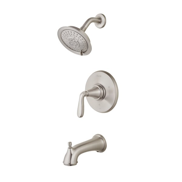Northcott 1-Handle Thermostatic Tub and Shower Faucet with Trim by Pfister