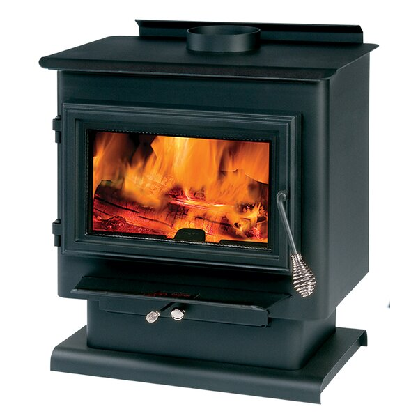 1,800 sq. ft. Direct Vent Wood Stove by England's Stove Works