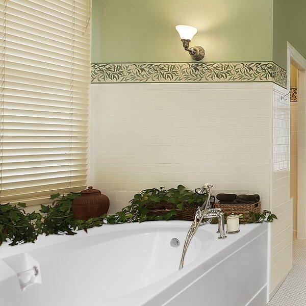 Builder Marie 60 x 42 Soaking Bathtub by Hydro Systems