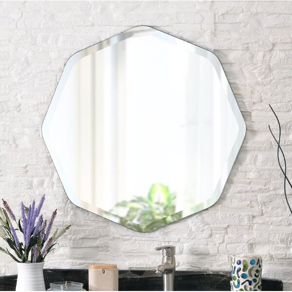 Mccloud Accent Mirror by House of Hampton