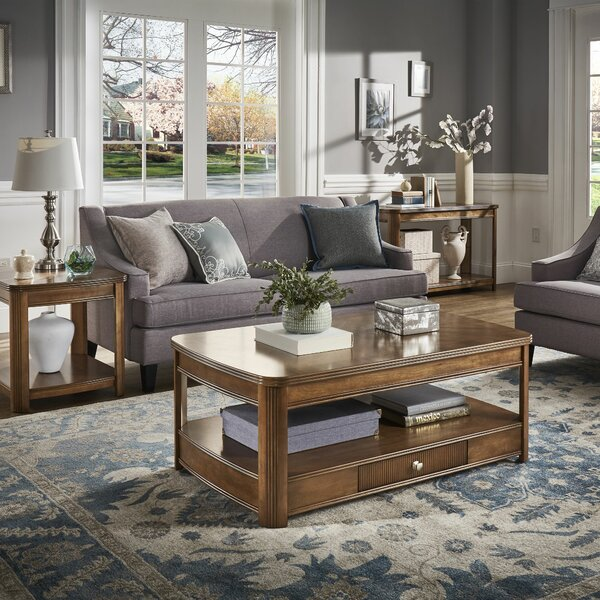 Manel 2 Piece Coffee Table Set by Charlton Home Charlton Home