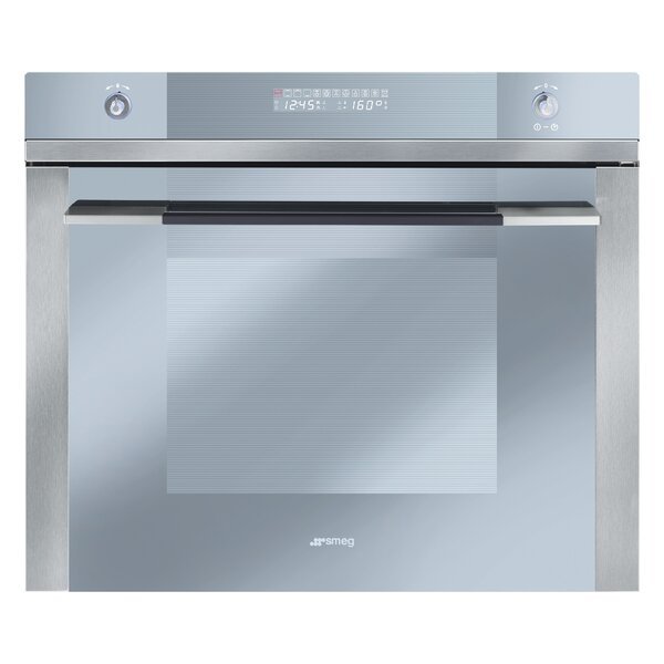 Linea 27 Electric Single Wall Oven by SMEG