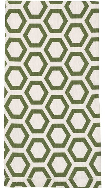 Hexagon Napkin (Set of 4) by KAF Home