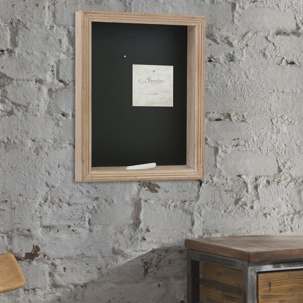 Donna Wall Mounted Chalkboard by Gracie Oaks