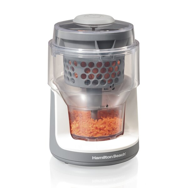3-Cup SmartChop™ Mini Chopper by Hamilton Beach