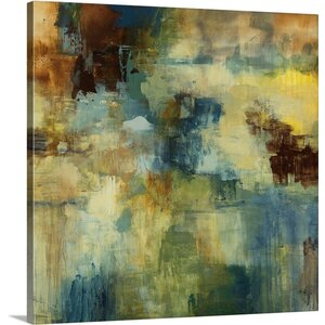 'Skyliner II' by Randy Hibberd Painting Print on Canvas by Canvas On Demand
