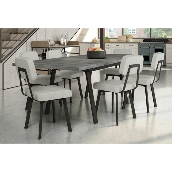 Josiah 7 Piece Extendable Dining Set by 17 Stories 17 Stories