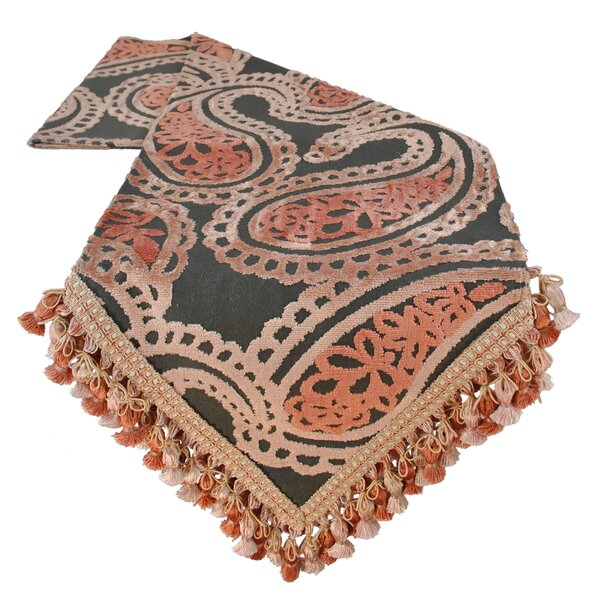 Pippa Velvet Luxury Table Runner by Austin Horn Classics