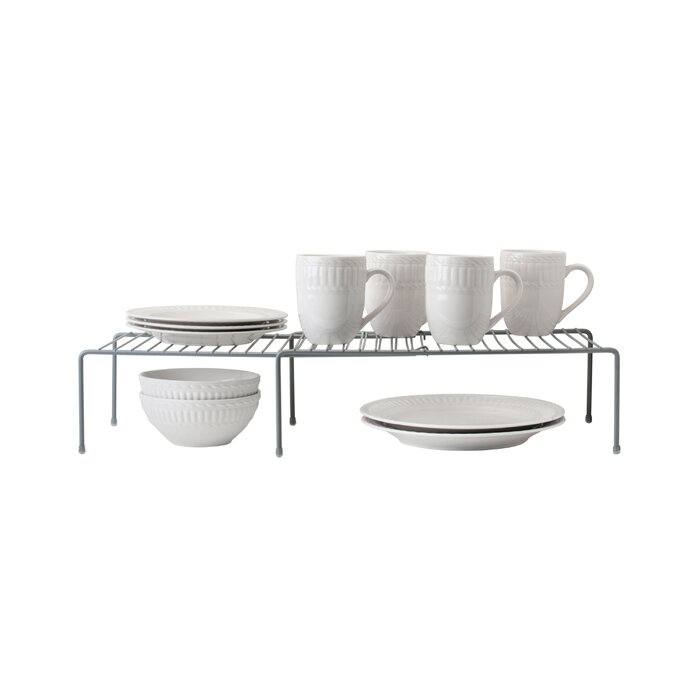 Expanding Kitchen Helper Shelf