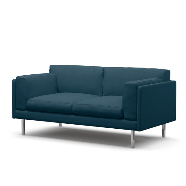 Skinny Fat Loveseat by BenchMade Modern