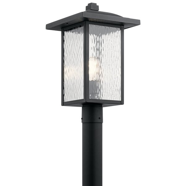 Heitman Outdoor 1-Light Lantern Head by Bloomsbury Market