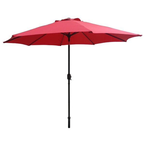 Rogersville 9' Market Umbrella by Charlton Home