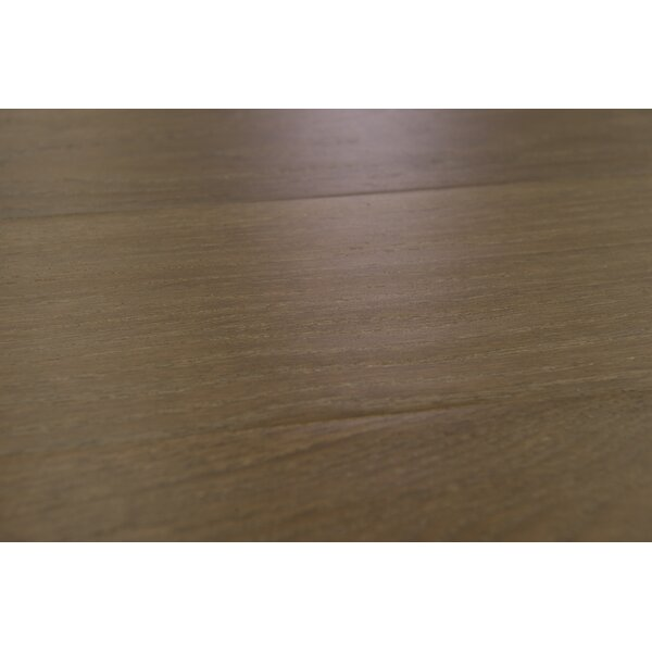 Venice 6-1/2 Engineered Oak Hardwood Flooring in Toffee by Branton Flooring Collection