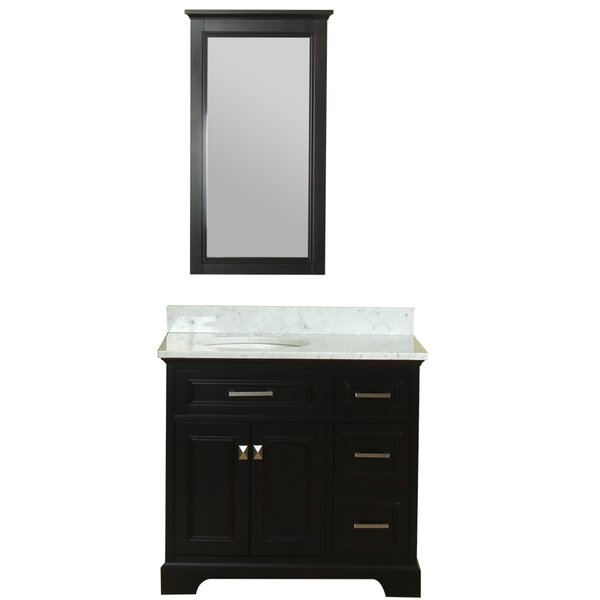 Coston 37 Single Bathroom Vanity Set by Red Barrel Studio