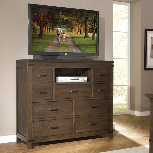 Beartree 9 Drawer Media Chest by Trent Austin Design