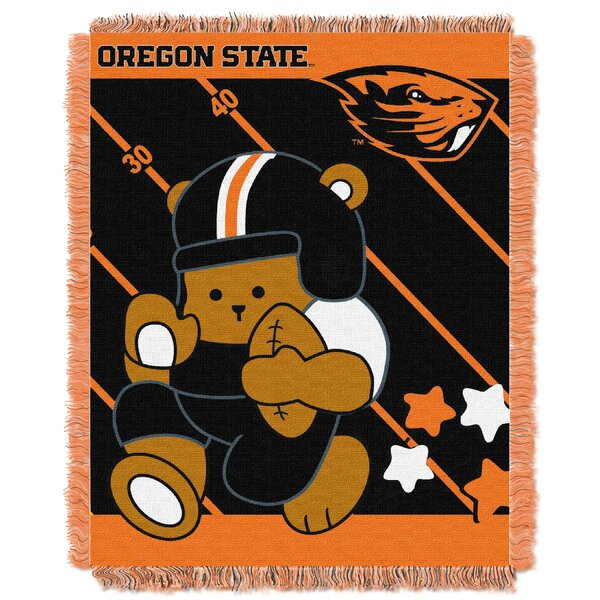 Collegiate Oregon State Baby Blanket by Northwest Co.