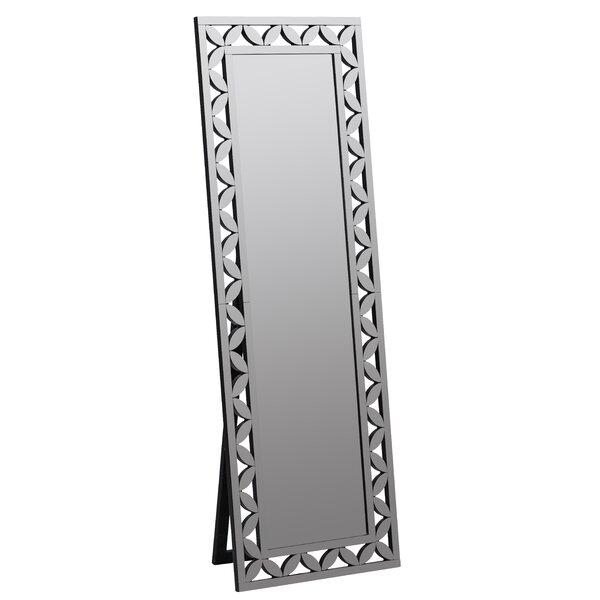 Vertical Frameless Full Length Mirror by Latitude Run