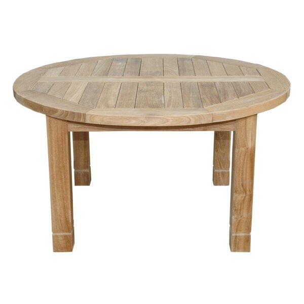 South Bay Teak Coffee Table by Anderson Teak