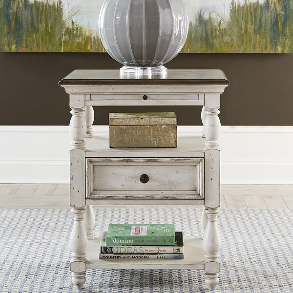 Coronado End Table By One Allium Way