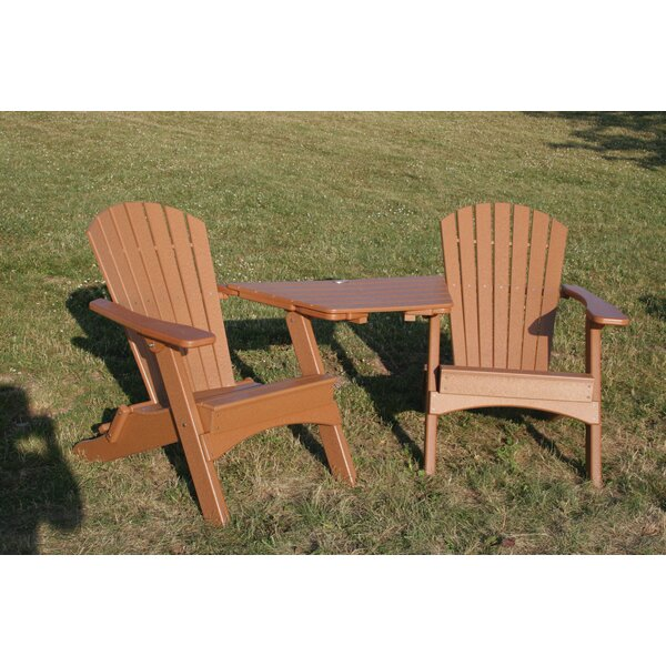 Perfect Choice Plastic Folding Adirondack Chair by Birds Choice