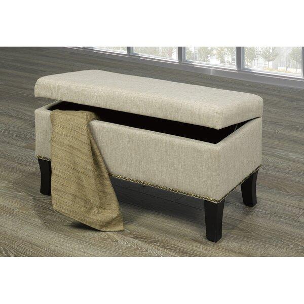 Mindy Upholstered Storage Bench