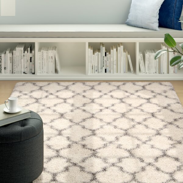 Linton Ivory Area Rug by Red Barrel Studio