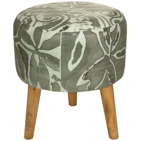 Oliva Stool by Oriental Furniture