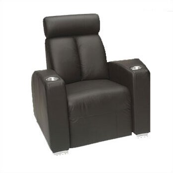 Ambassador Leather Home Theater Individual Seat By Bass