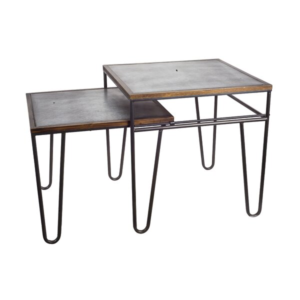 Longwell End Table by Williston Forge Williston Forge