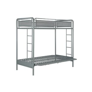 save to idea board bunk bed futon  bo   wayfair  rh   wayfair