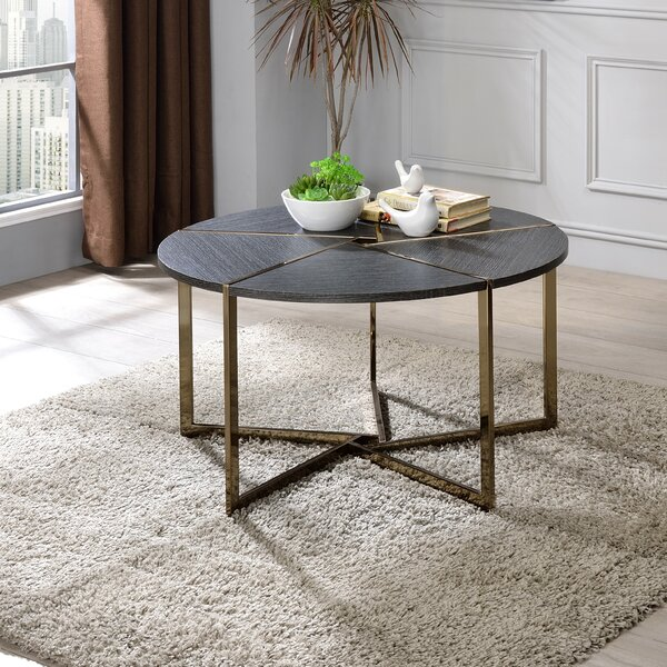 Pierz Coffee Table By Everly Quinn