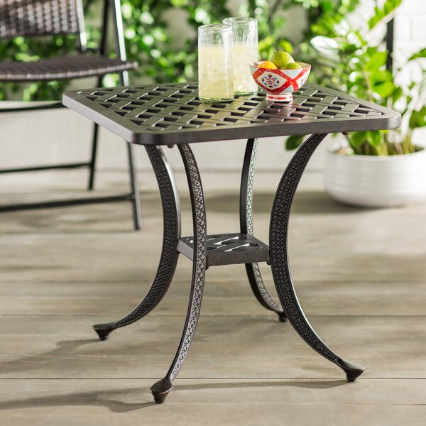 Nola Side Table by Darby Home Co
