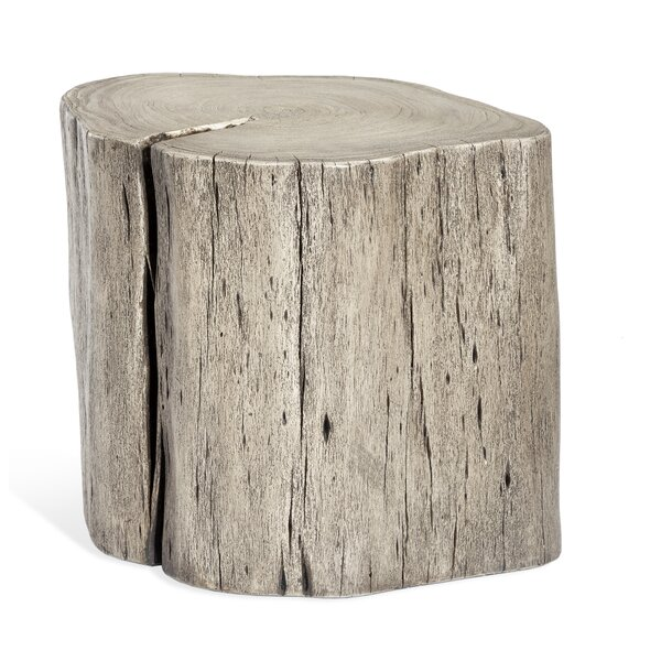 Layland Stump End Table by Interlude Interlude