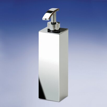 Tall Squared Bathroom Soap Dispenser by Windisch by Nameeks