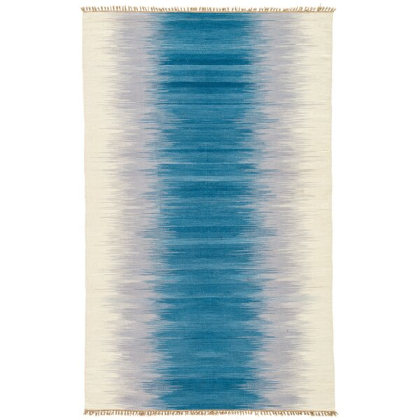 Pilani Blue Area Rug by Meridian Rugmakers