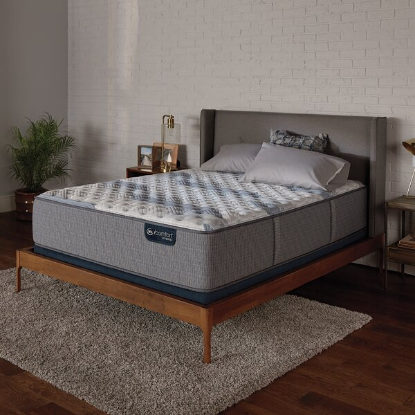 iComfort 500 14 Extra Firm Hybrid Mattress and Box Spring by Serta