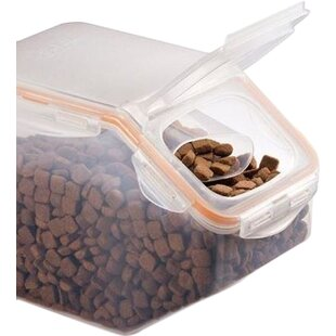 Pet Food Storage Container Food Storage Dispensers Youll Love