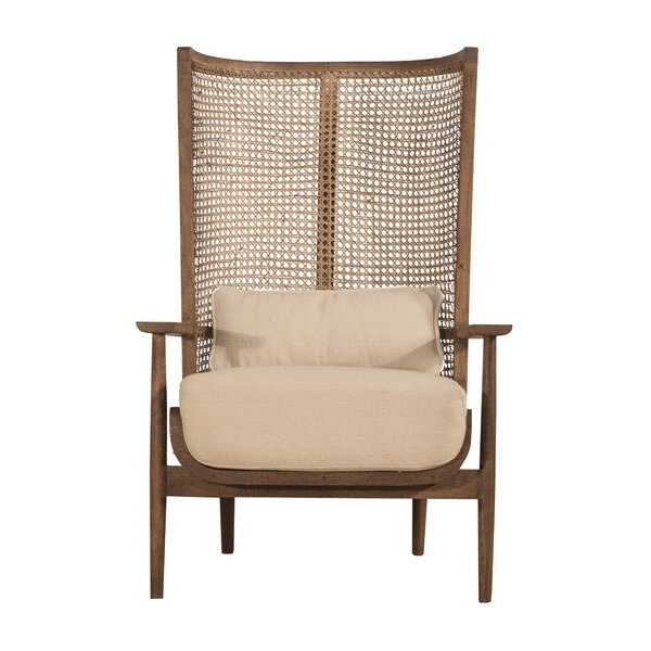 Yeager Lounge Chair by Bayou Breeze