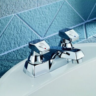 86T Series Standard Bathroom Faucet by Delta Delta