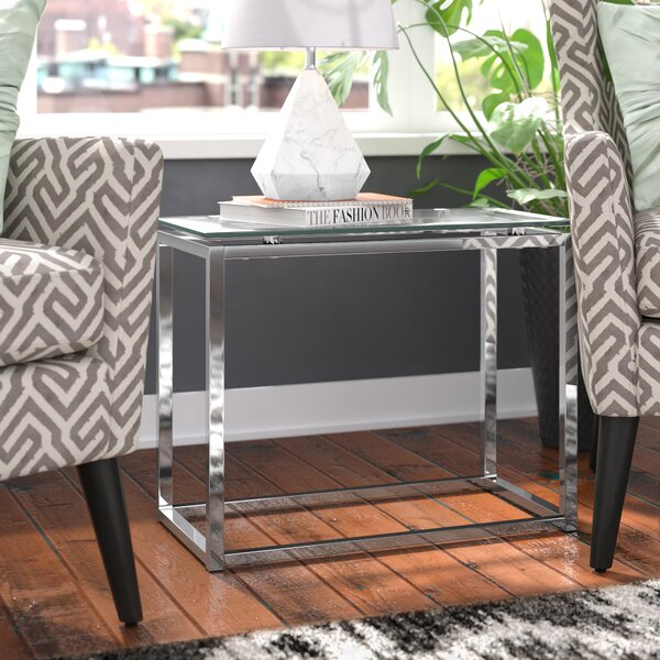 Bellewood End Table by Wade Logan