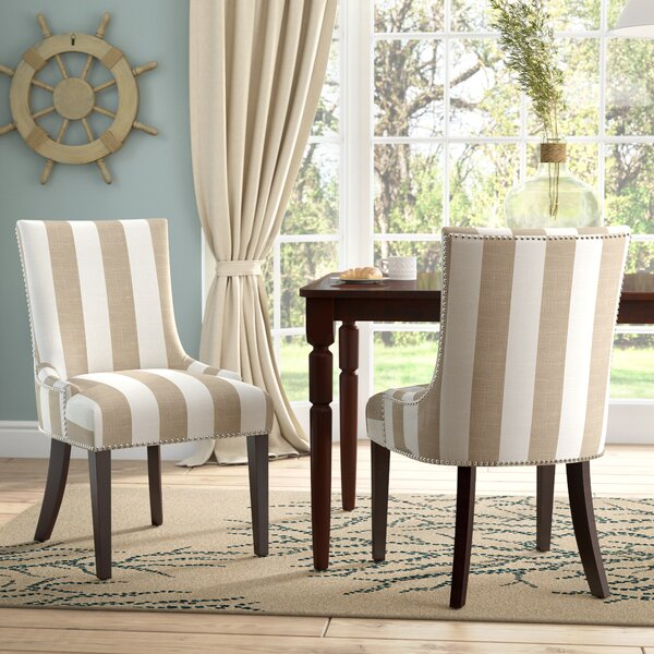 Gowanus Solid Wood Dining Chair (Set Of 2) By Beachcrest Home